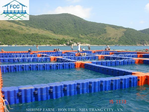 FCC - Shrimp Farm - Plastic 04 Corporation